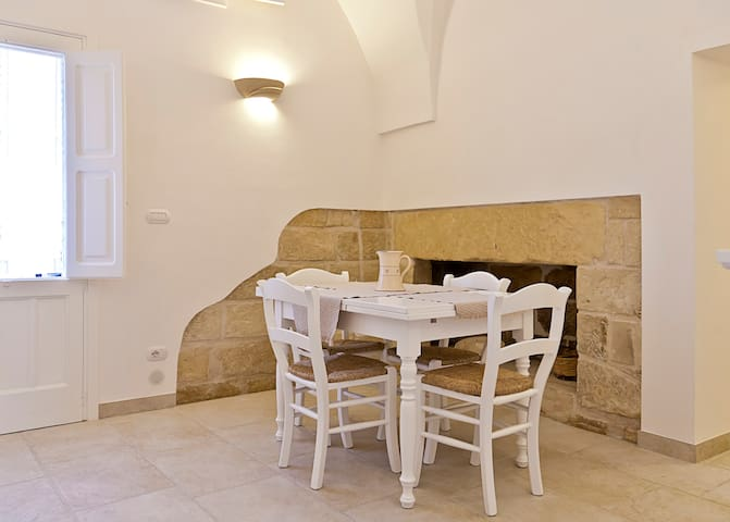 The little house in Salento - Maglie - Huis