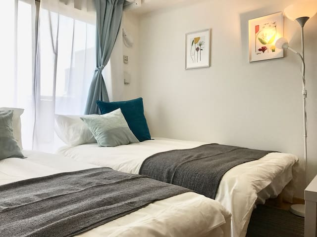 3 mins walk from JR Namba station! LC8F - Naniwa-ku, Ōsaka-shi - Appartement