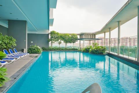 Hotel style Suite Bukit Bintang KL BBHOMES@CASA
