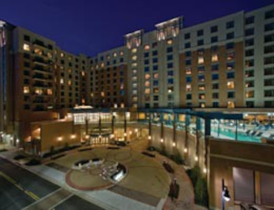 Welcome to The Wyndham Resort at The National Harbor