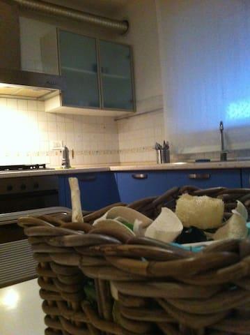 Grazioso Appartamento vacanze - Falconara Marittima - Daire