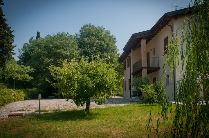 L'Isolo b&b double room vicino al Lago di Garda