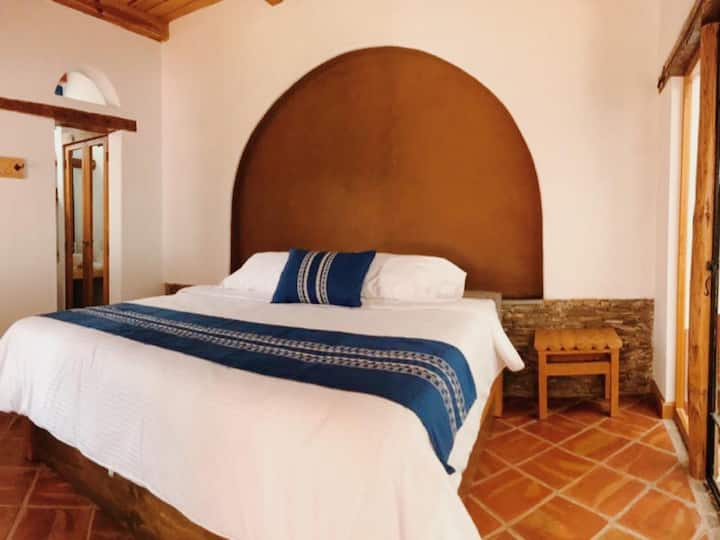 Habitación doble en La Manzanilla de la Paz