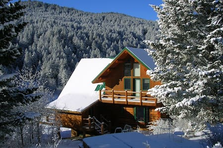 Aspen Hill Retreat - Livingston - Cabin
