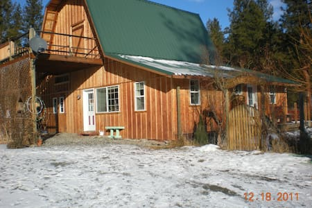 Okanogan Highland Rustic Cottage - Tonasket - Квартира