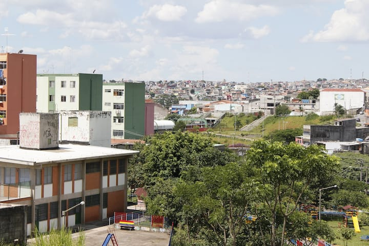 Aluguel de apartamento em Itaquera