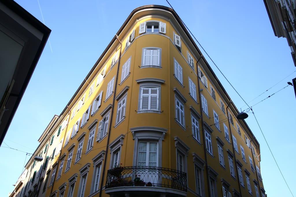francesco morosini trieste apartment - photo#3