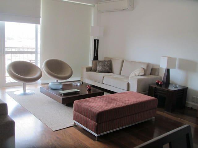 Luxury family apartment near beach