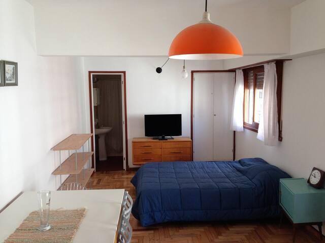 Studio 4 blocks > beach, Luro Ave. - Mar del Plata - Wohnung