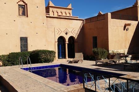 kasbah fénnéca - Ouarzazate Province - Inap sarapan