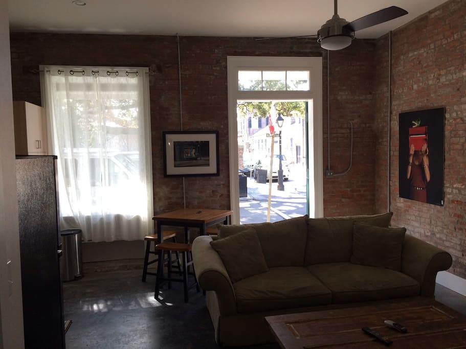 Perfect French Quarter One Bedroom Apartments For Rent In New Orleans Louisiana United States