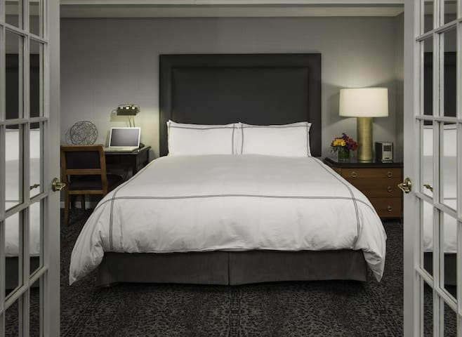 One Bedroom Suite- The manhattan Club NYC