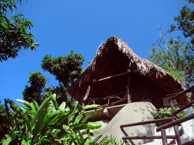 Eco Hotel Villa Cata - Tayrona  Cabin Tayrona # 7