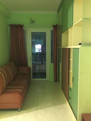 Cozy 2BR apart in central Jakarta - Kemayoran - Apartment