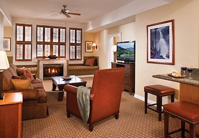 Marriott's Summit Watch- Presidents - Park City - Villa