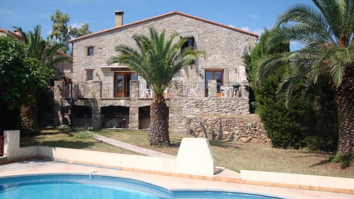 RoussillonFarmhouse - Argeles (Villelongue Monts)