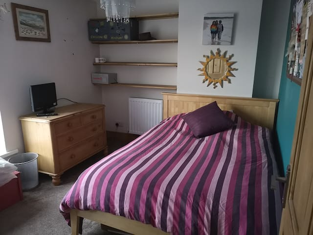 Private Ensuite Bedroom close to Newcastle/Durham