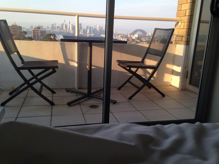 Million Dollar View, the moment you wake up!!