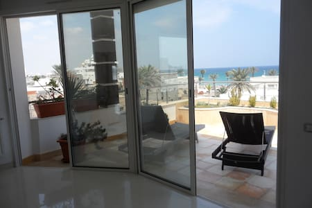 Modern Duplex with Seaview - Mahdia