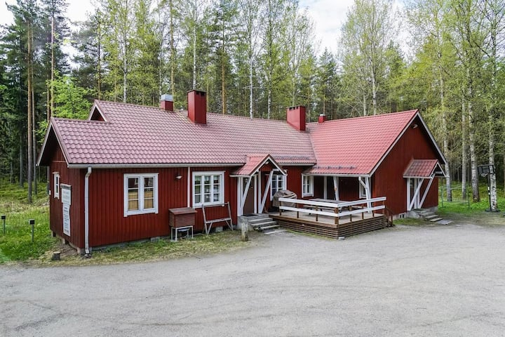 Evo Nature, Lake Ruuhijärvi