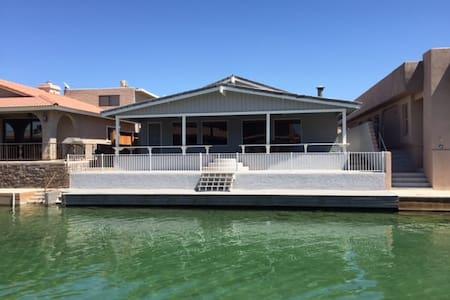 Parker Keys Waterfront Home