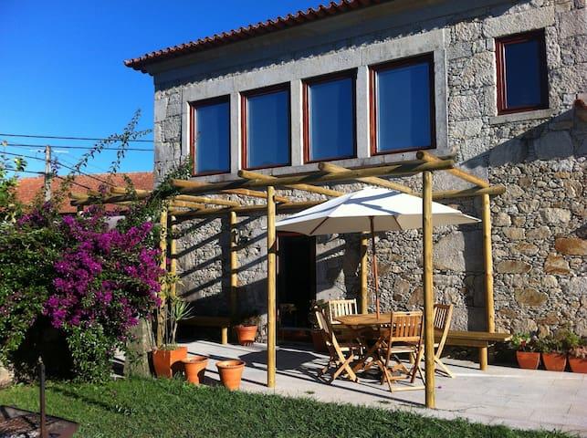 casa oliveira - Riba de Âncora - Dom