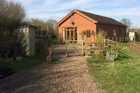 The Old Sheep Barn - Luxury and Dog friendly