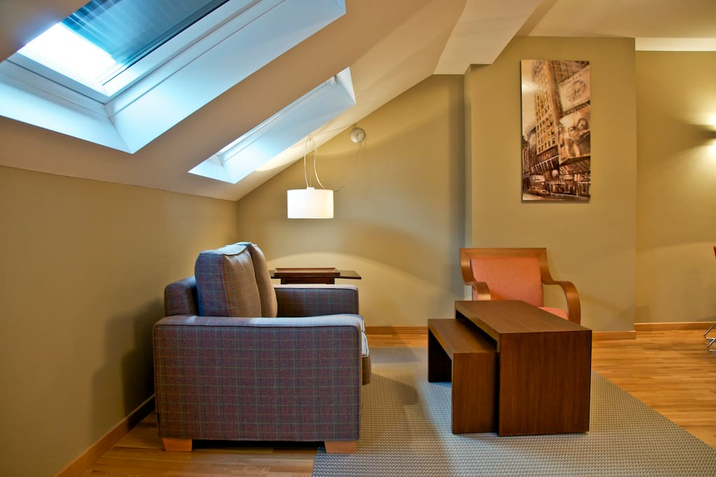 Cozy and conveniently located at only 5 minutes from the European Commission.