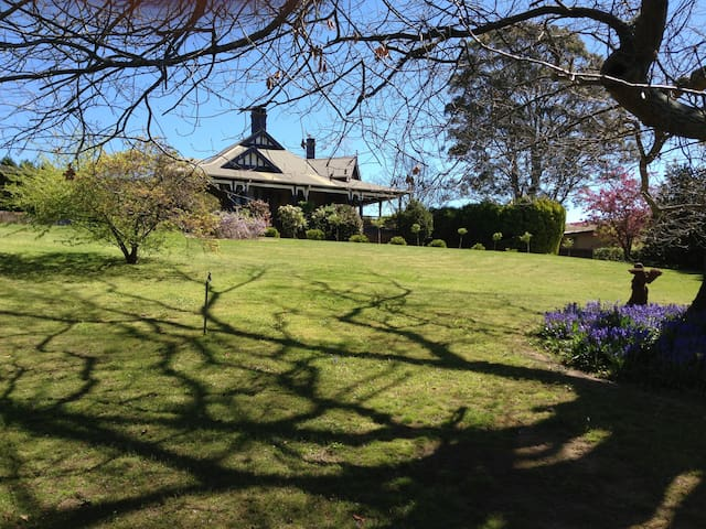 The Old Nunnery-The Orchid Suite - Moss Vale - Bed & Breakfast