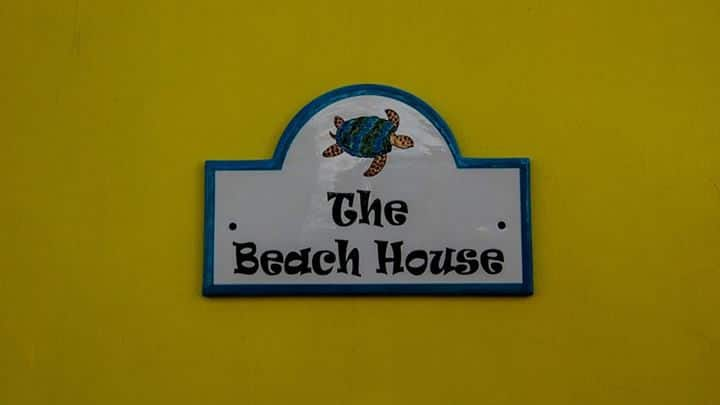 The Beach House Layou