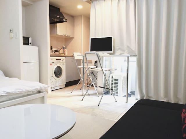 Modern Apt in Nihonbashi, Kanda - Chiyoda - Wohnung