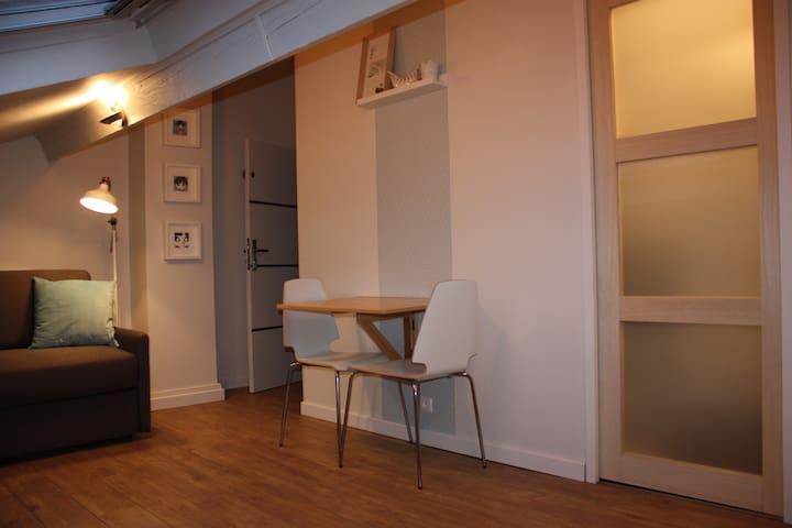 Studio proche de la gare - Valenciennes