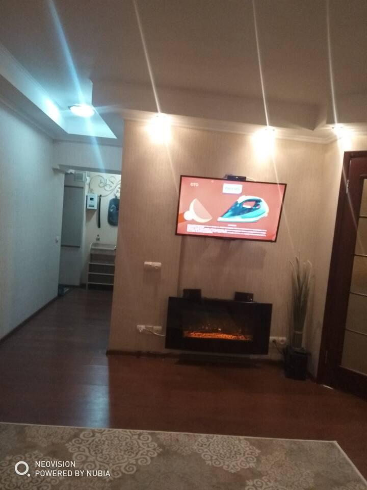 Уютная квартира в Тирасполе