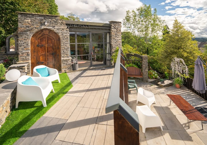 Secluded, idyllic retreat, Ambleside