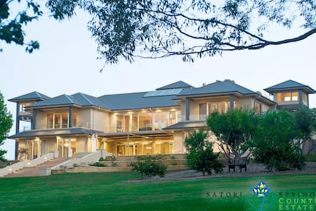 Satori Springs Country Estate - Premier Property - Canyonleigh - 一軒家