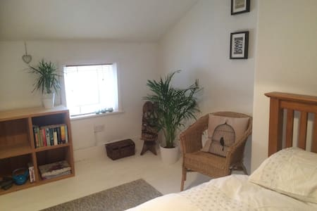 Cosy attic bedroom - Newcastle upon Tyne - Ház