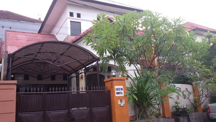 CHRISTINE HOUSE A2