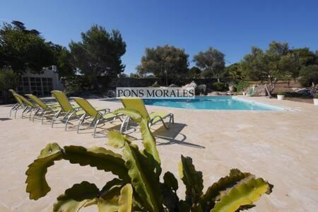 Casa de campo de diseño - Ciutadella de Menorca