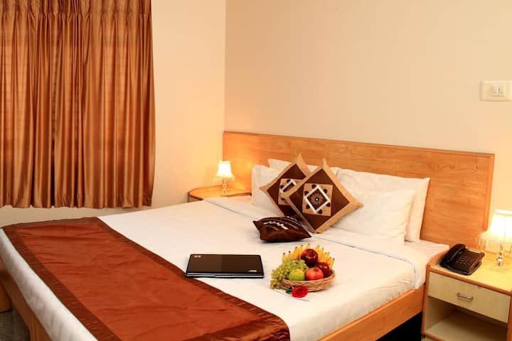 Find a Room Near Airport @ Hoppers Stop Yelahanka