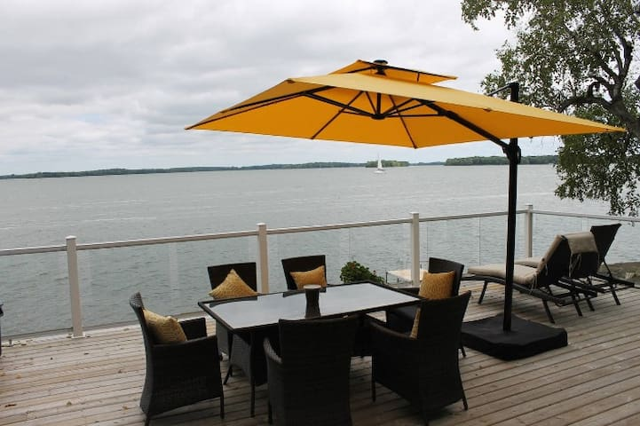 Bay Vista Cottage in Prince Edward County - Prince Edward - Chalet