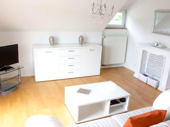 Ferienwohnung Urbach, (Bad Waldsee), Ferienwohnung, 49qm, 1 Schlafzimmer, max. 2 Personen