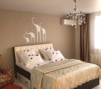 Уютная квартира  в новом доме на Дворовой