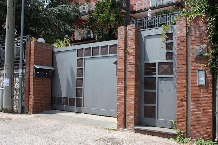 Villa Alfa, appartamento zona residenziale