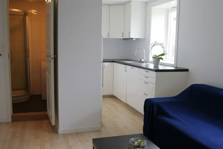 Modern and central apartment - Bergen - Wohnung