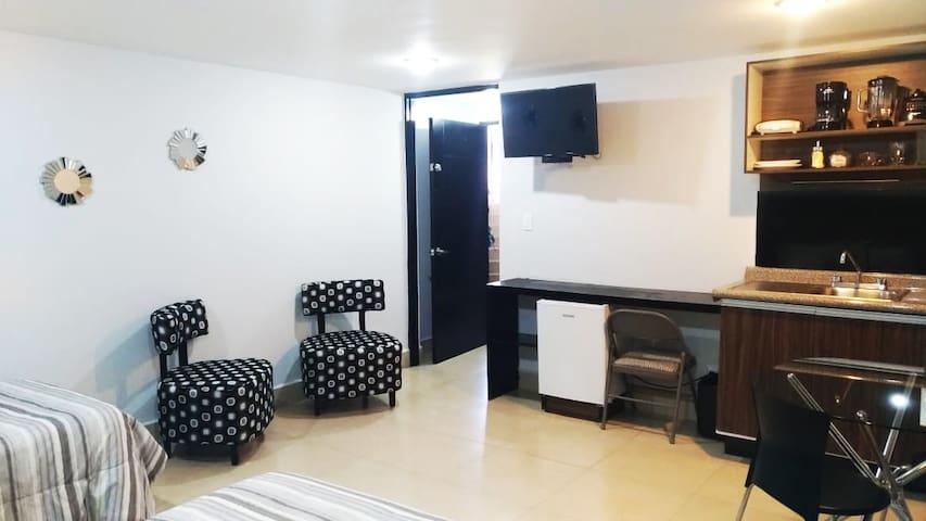Cool Suite privada
