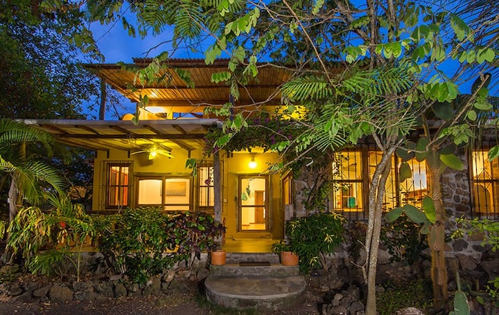 Spacious and Beautiful Galapagos Home