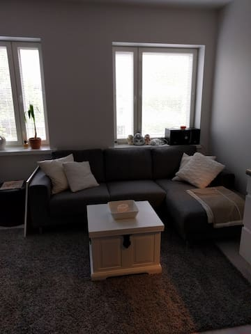 Modern one-room flat with sauna - Lahti