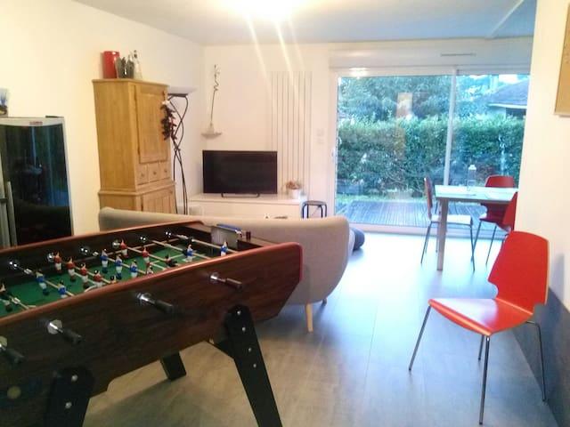 Chambre individuelle et lieu convivial - Gradignan