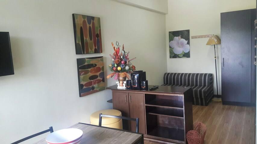 Studio Type Fully Furnished - Muntinlupa - Cabane