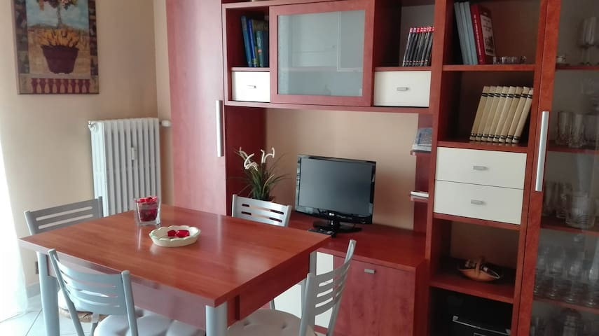 Cozy apartment 10 min.from city center. - Turin - Wohnung